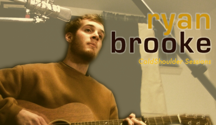 ColdShoulder Sessions: Ryan Brooke
